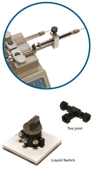 Model 100 Syringe pump