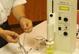 Electrochemistry & Spectroelectrochemistry