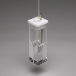 SEC-C Thin Layer Quartz Glass Spectroele&null;ctrochemical cell Kit