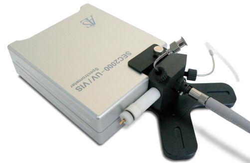 SEC-2F Spectroelectrochemical flow cell