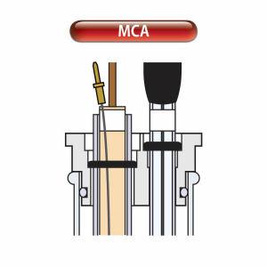 MCA Voltammetry cell mode