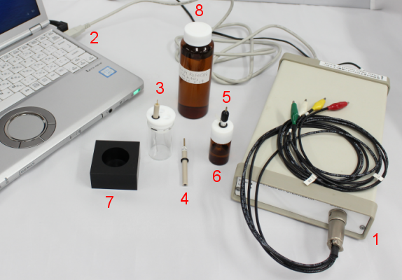 Electrochemical measurement system.