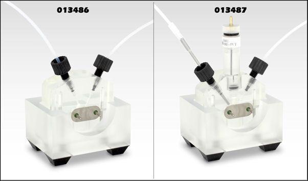 Produto renovado: kit de células QCMT Flow e kit de células EQCMT Flow