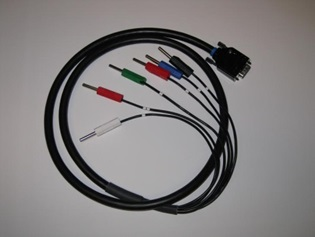 Ivium standard cell cable